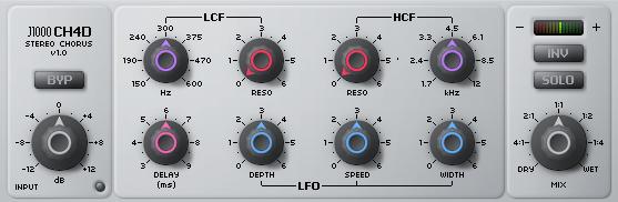 CH4D J1000