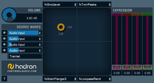 Hadron Partikkel Audio