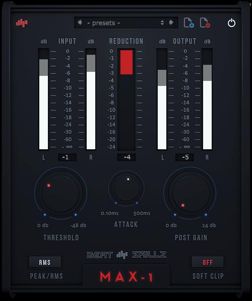 MAX1 beatskillz