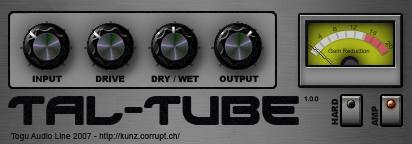 TAL-Tube togu audio line