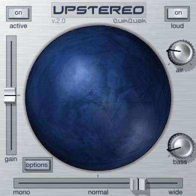 UpStereo quickquak